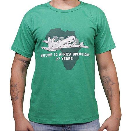 Camiseta Africa Operations
