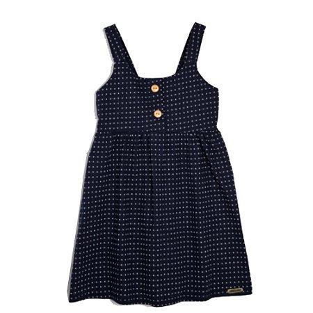 Vestido Infantil Feminino  Alça  Kely Kety