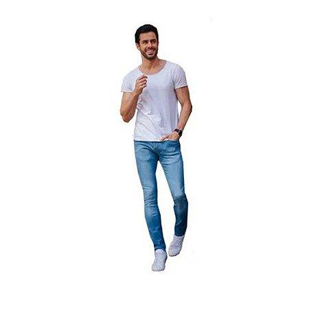 Calça Jeans Skinny Staroup Azul