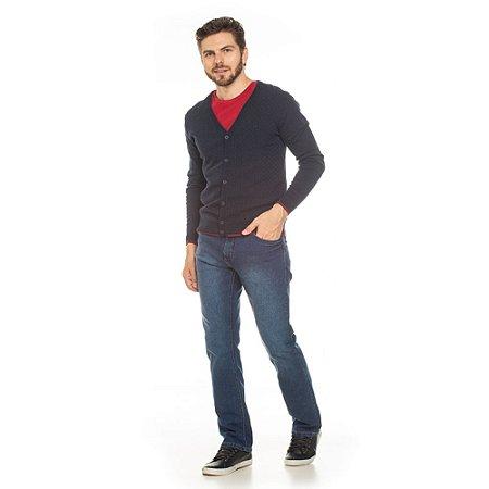 Calça Jeans Straight Staroup Azul