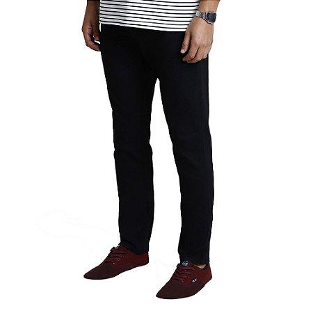 Calça Jeans Straight Staroup Preto