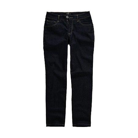 Calça Jeans Slim Cintura Média 1000061931 Malwee Azul Escuro