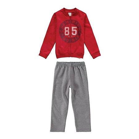 Conjunto Infantil Masculino Inverno 1000064630 Malwee Kids