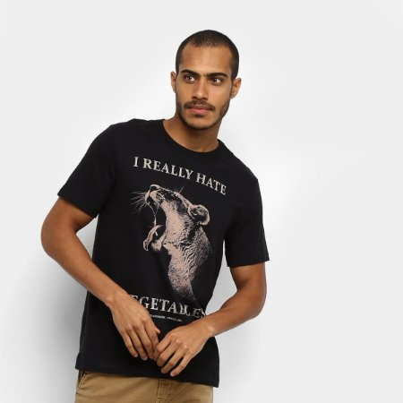 Camiseta Hering Estampada Masculina 4EHZ Hering