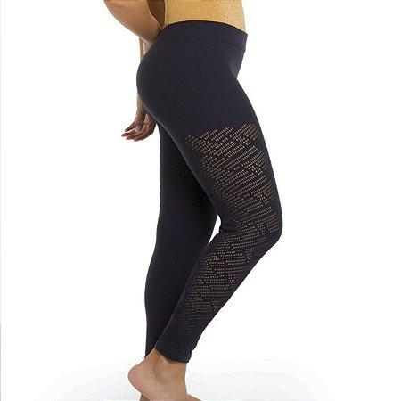 Calça Legging 3D Vazado Trifil