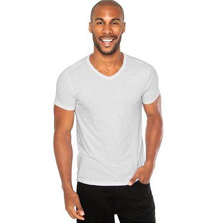 Camiseta Masculina Básica Meia Malha KO211