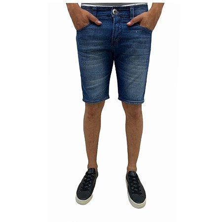 Bermuda Jeans Masculina Tradicional H45DIQP4T