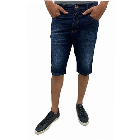Bermuda Jeans Tradicional Hering H45FSTP74