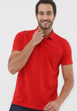 Camisa Polo Lisa 1050000088 Malwee