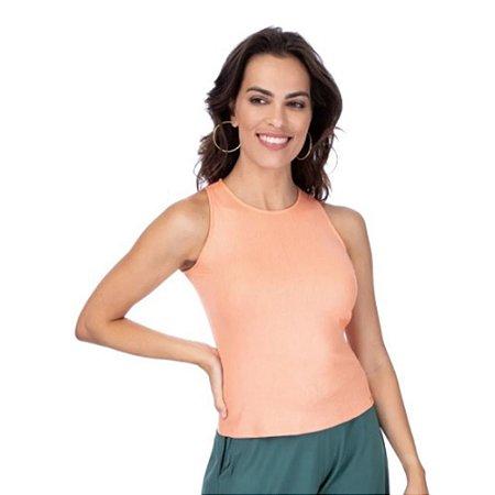 Blusa Feminina Canelada C20726 Cativa