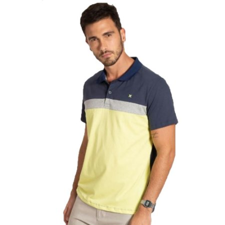 Camiseta  Polo Masculina X30105