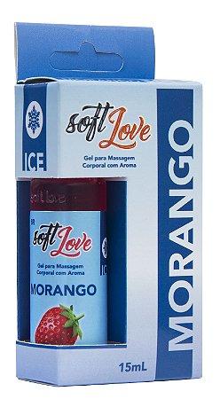 GEL ICE MORANGO 15ML