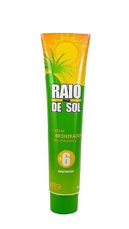 BRONZEADOR RAIO DE SOL - 60g