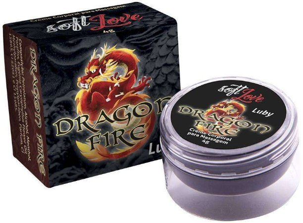EXCITANTE DRAGON FIRE LUBY 4G