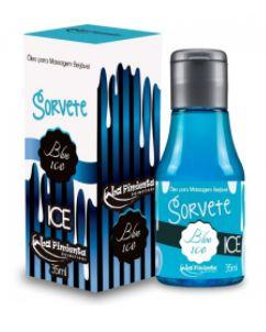 GEL DE SEXO ORAL BLUE ICE