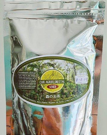 Chá Verde Agroflorestal - Sítio Yamamaru (50g)