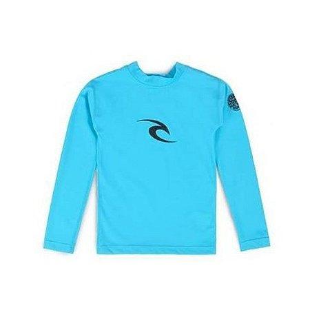 Camiseta de Lycra Rip Curl Grom Infantil - Kanaha - Loja de surf ... 27d915468b
