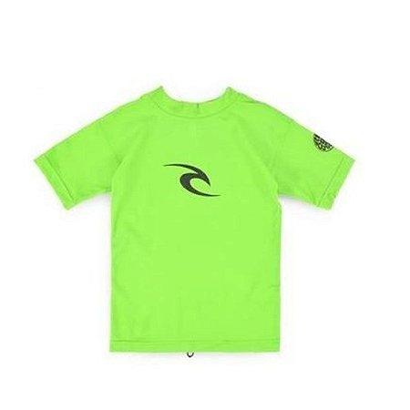 Camiseta de Lycra Rip Curl Grom R$129,90