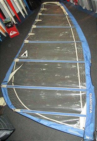 Vela de Windsurf Gaastra GTX 6.5 usada - R$ 650