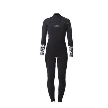 Long John Rip Curl Flash Bomb E5 3.2mm feminino G