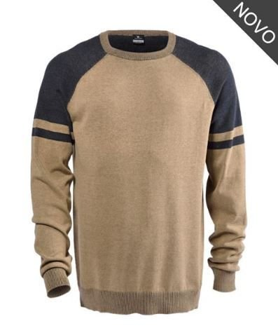 Moletom Especial Rip Curl Raglan Sweater