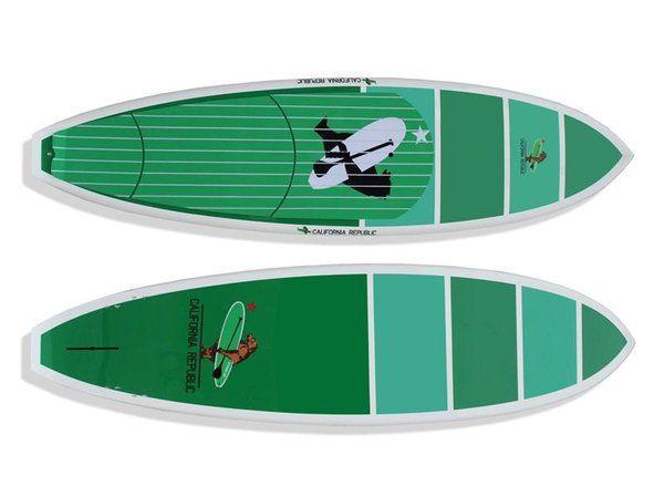 Prancha de Stand Up Paddle California Republic 8´6´´R$ 3590 - Venda somente na loja física
