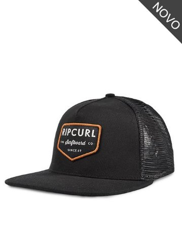 Boné Rip Curl Flat Drive Trucker