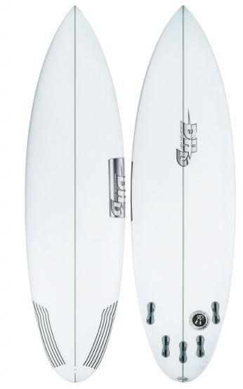 Prancha de Surf DHD Skeleton Key II- Sob Encomenda - 45 dias