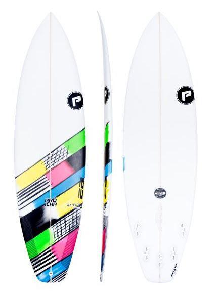 Prancha de Surf Pró-Ilha Velocity-X- Encomenda sob encomenda