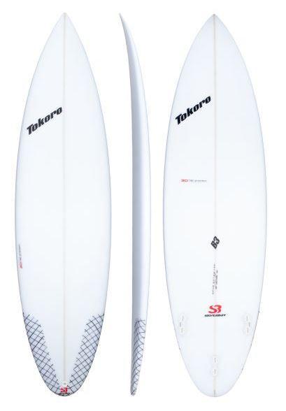 Prancha de Surf Tokoro B3- Encomendas sob consulta
