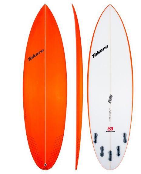 8bec9abcf Prancha de Surf Tokoro Even - Kanaha - Loja de surf física e online ...