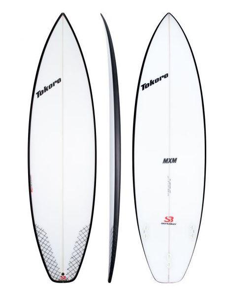 Prancha de Surf Tokoro MXM- Encomenda sob consulta