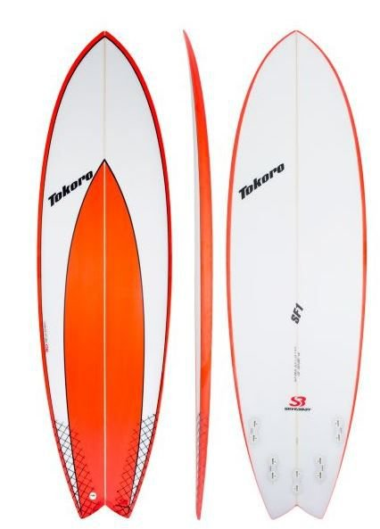 Prancha de Surf Tokoro SF1- Encomeda sob consulta