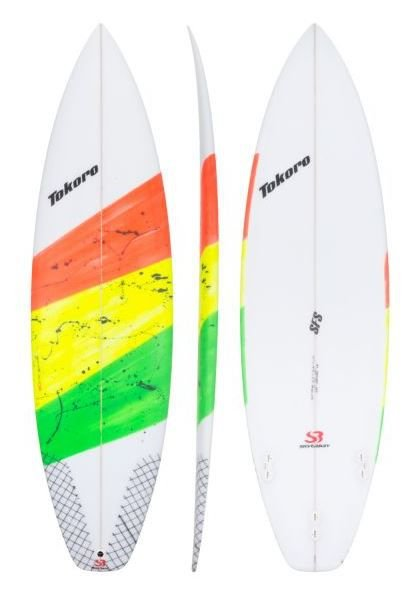 Prancha de Surf Tokoro SFS- Encomenda sob consulta