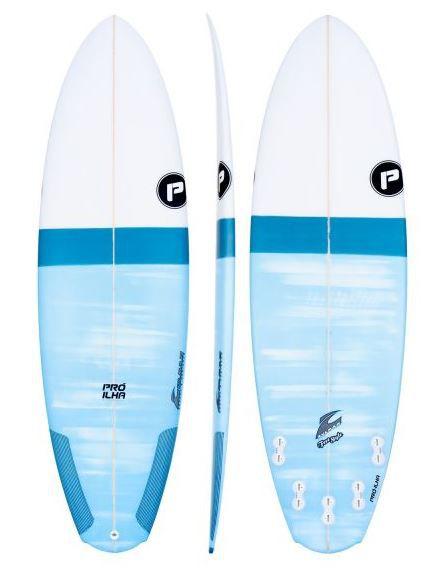 Prancha de Surf Pró-Ilha Freestyle- Encomenda sob consulta