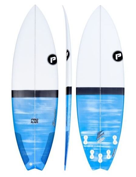 Prancha de Surf Pró-Ilha Hydro-Fish- Encomenda sob consulta