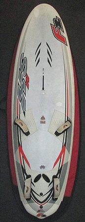 Prancha de Windsurf F2 SX 105 litros usada - R$ 2000 à vista