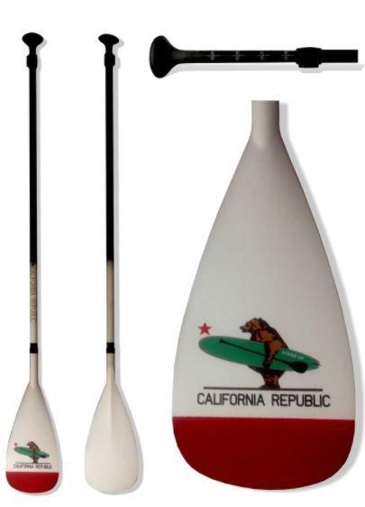 Remo de Fibra de Vidro California Republic regulável