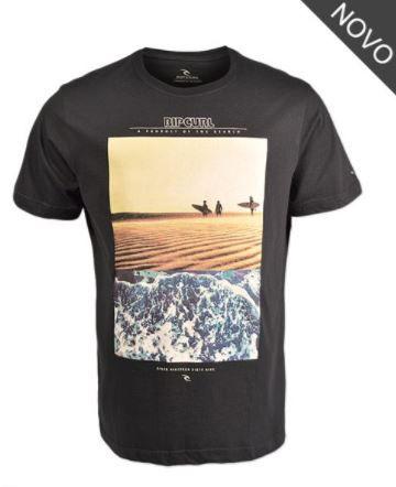 Camiseta Rip Curl Gday Bday - R$ 99,90 - Consulte disponibilidade