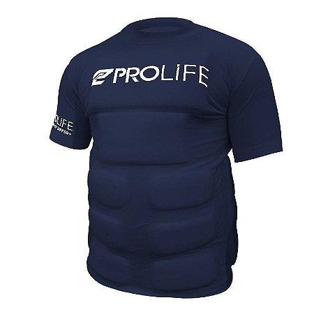 Camisa de lycra com flutuador Pro Life