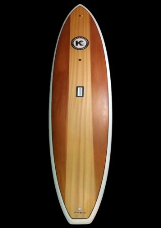 Prancha de Stand Up Paddle Kanaha 10´ Wood
