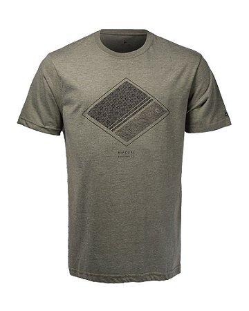 Camiseta Rip Curl Cornered - Consulte tamanhos disponíveis - R$ 89,90