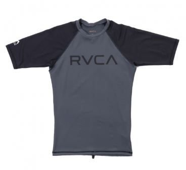 Camisa de Lycra RVCA Solid SS