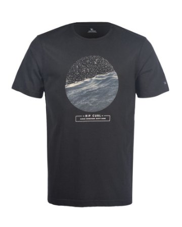 Camiseta Rip CUrl Circle Snow -  Consulte tamanhos disponíveis - R$ 89,90
