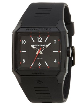 Relógio Rip Curl Rifles Analogue Black