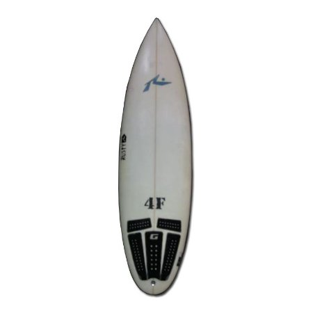 Prancha de Surf Rusty 4F  6´2´´ Usada