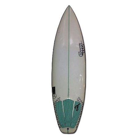 06c6f22dc Prancha de Surf DHD Skeleton Key 5´11´´ Usada - Kanaha - Loja de ...