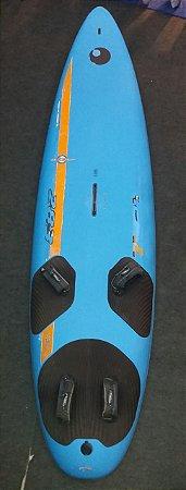 Prancha de windsurf Bic Techno 283 152 litros - usada - R$ 1300 à vista