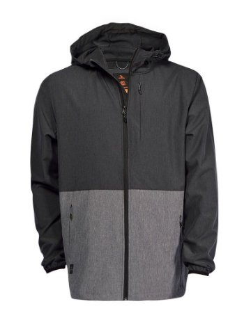 Jaqueta Rip Curl Front Line Anti Series Grey