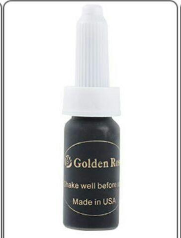 Pigmento Golden Rose - Preto